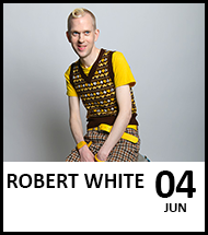 Booking link for Robert White on 4 June 2021