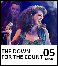 Booking link for Down for the Count on 5th March 2021