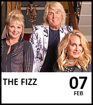 Booking link for The Fizz on 17th July 2021