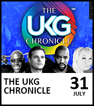 Booking link for The UKG Chronicle on 31 July 2021