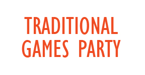 Traditional Games Party