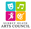 Surrey Heath Arts Council Logo