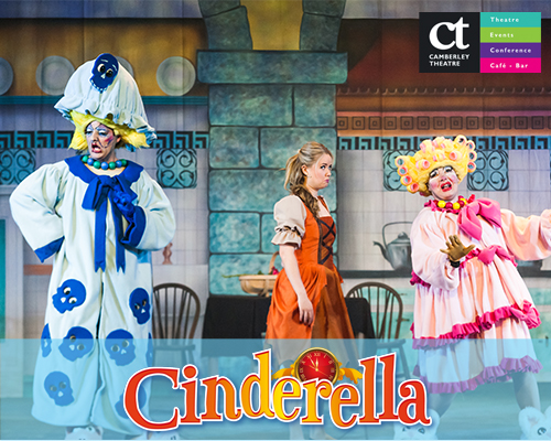 Cinderella and The Wugly Sisters