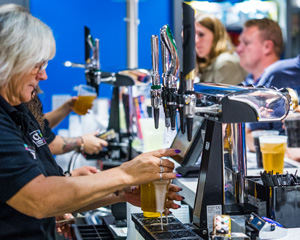 Camberley Theatre Food and Drink
