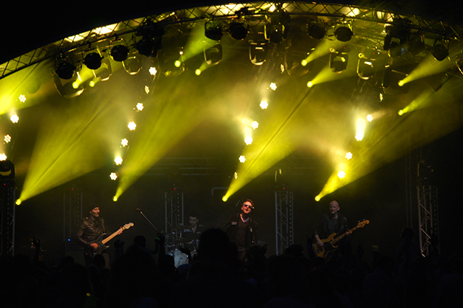 Frimley Lodge Live night