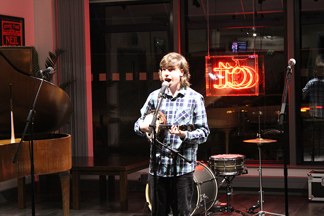 Open Mic Night - Matthew Quilliam