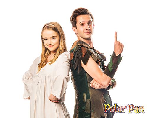 Pan and Wendy
