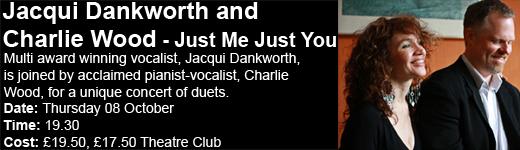 Jacqui Dankworth and Charlie Wood