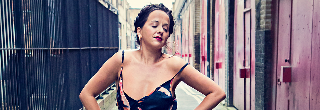 Image of Luisa Omielan at Camberley Theatre