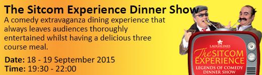 The Sitcom Experience Dinner Show